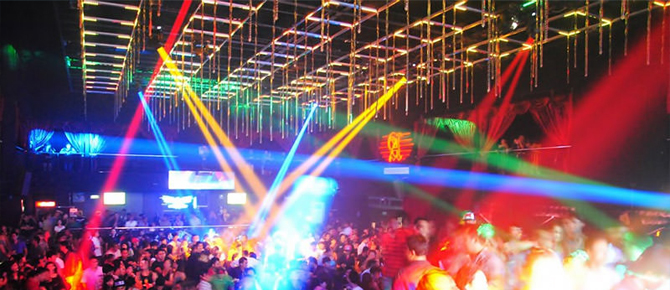 Bali Nightlife Tour Clubbing Party