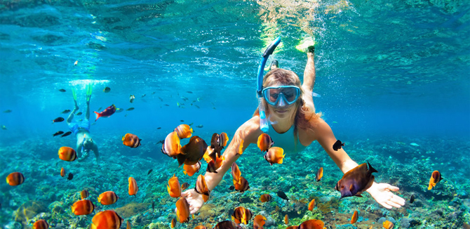 Cheap Bali Water Sport Packages