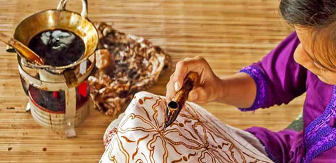 tohpati batik